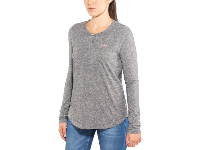 Maloja BurgaM. T-shirt à manches longues Femme, moonless